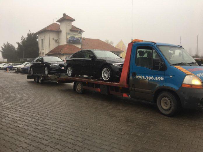 Automobilul nu mai poate fi miscat apeleaza la Romtractari.ro